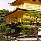 Kinkaku-Ji (Golden Temple) 2, Kyoto  by Melissa Pearson