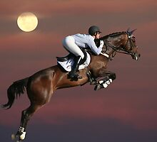 Jump for the Moon by Jennifer Saville