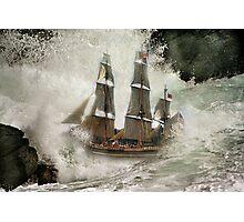 HMS Bounty . Photographic Print