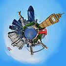 Little Planet: London by Yhun Suarez