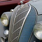 1936 Hudson Terraplane in profile by buttonpresser