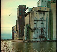 Industrial Water by gothicolors