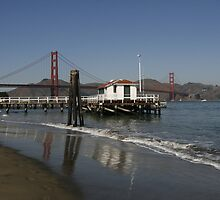 Golden Gate Bridge by fototaker