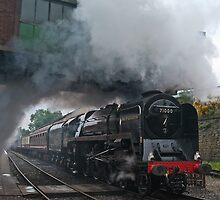 71000 Duke of Gloucester by Steve  Liptrot