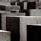 Holocaust Memorial, Berlin, Theme 3 by Ronny Falkenstein