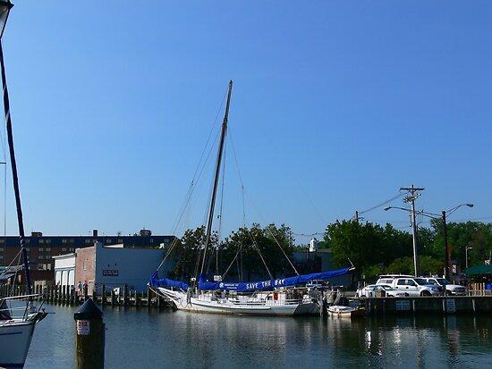 The Skipjack Stanley Norman by Hope Ledebur