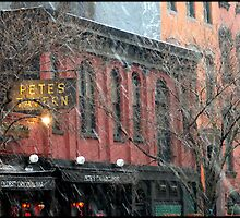 Pete's Tavern NYC by Alan Abriss