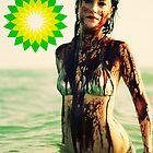 BP Sucks  by Brian David  Braun