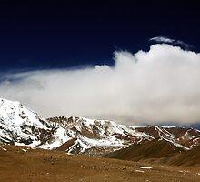 The kiss of clouds. by debjyotinayak
