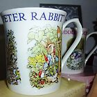 Childhood Memories - Peter Rabbit Mug by EdsMum