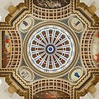 Rotunda in Symmetry #3 by Tim Devine