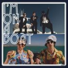 I'm On A Boat by Toff Creations