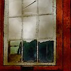 Battered Barn by RC deWinter