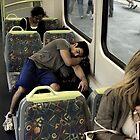 Sleeping People Make Awake People Laugh by Chris Callaghan