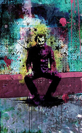 Why So Serious? by Ian Jones