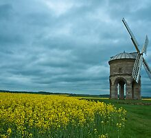 Chesterton Windmill,Warwickshire by David Dean