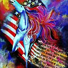 Let Freedom Ring by Diana Cardosi-Bussone