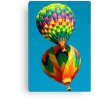 Balloon Fest Canvas Print