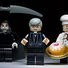 Lego Cake or Death ! by Kevin  Poulton - aka &#x27;Sad Old Biker&#x27;