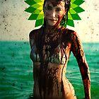 Beach Predator  by Brian David  Braun