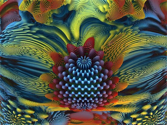 Atomic Pineapples by Bunny Clarke