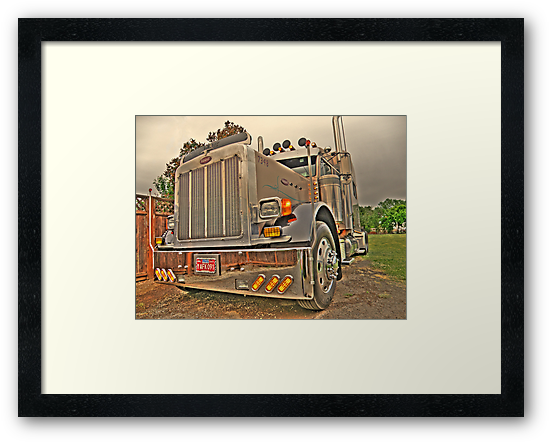 2004  Peterbilt 379 by pdsfotoart