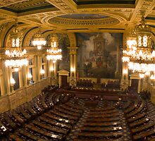 Pennsylvania House of Representatives by Mark Van Scyoc