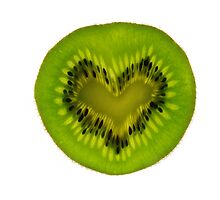 I Love Kiwifruit by openyourap
