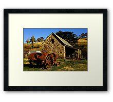 Carcoar NSW ~ Stoke Stables Museum Framed Print