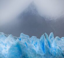 Glacier Mist by Bob Wickham