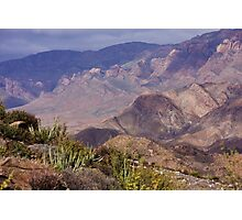 The magnificent Richtersveld, South Africa Photographic Print