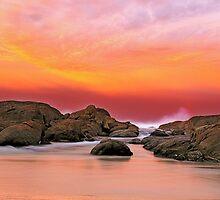 Lights Beach by DigitaLOVE