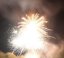 Firework by Joe  Barbour