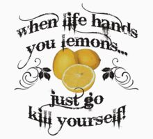 When life hands you lemons... by red addiction