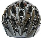 Black cycling helmet by Mark  Humphreys