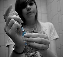 Blue Insulin by AmberMJohnson