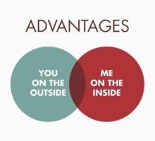 Advantages to both by Jason Malmberg