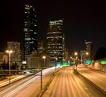 Downtown Seattle by Radek Hofman