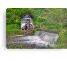 Hyde Mill Revisited Metal Print