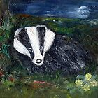 The Badger by Carol Rowland