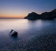 Hartland Cove at Dusk by Matt Stansfield