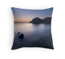 Hartland Cove at Dusk Throw Pillow