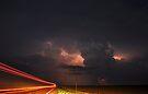 Light Speed to the Hail Core! by MattGranz