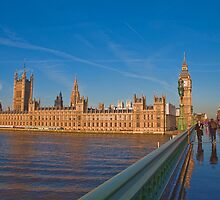 The Parliament of the United Kingdom by vadim19
