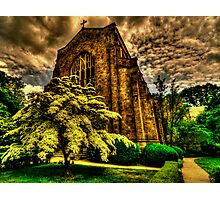 Angry Spring Photographic Print
