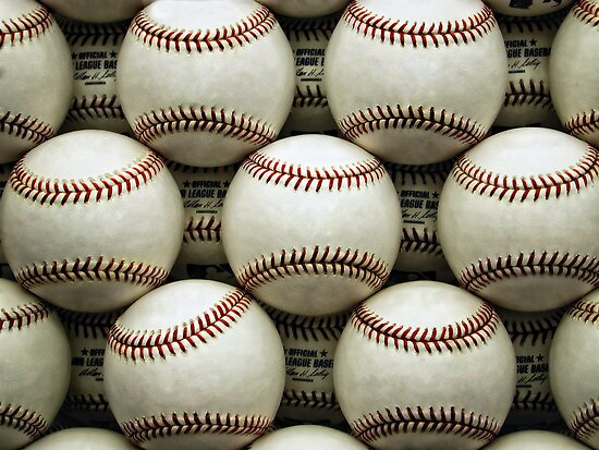 Baseballs by Jeff Hathaway