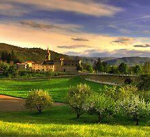 Tramonto  a Rosola - (zocca modena italy)-_0795_ by primo masotti