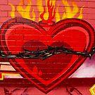 Sydney Graffiti #4 by Nenad  Njegovan
