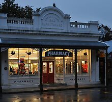 Arrowtown Pharmacy by Peter Hammer
