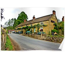 Blacksmiths Arms - Lastingham Poster